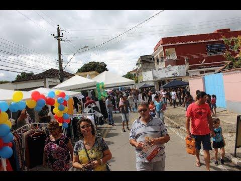 'Shopping a céu Aberto', em Arrozal