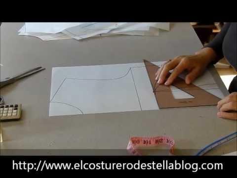 El costurero de Stella-Traslados de pinzas.