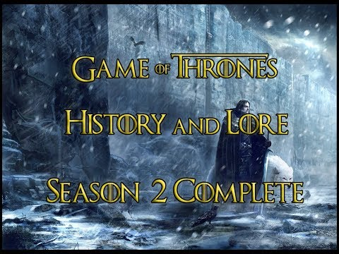 Game of Thrones - Histories and Lore - Season 2 Complete - ENG and TR Subtitles