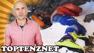 Video Top 10 People Who Never Left Mount Everest MP3, 3GP, MP4, WEBM, AVI, FLV Desember 2018