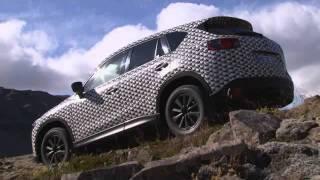All New 2012 Mazda CX-5 Prototype Test Drive