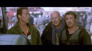"The Expendables 2: TV Spot 2 - ""The Legends are Back"""