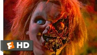 Child's Play 3 (1991) - A New Look Scene (9/10) | Movieclips