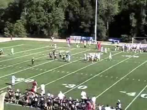 Guilford College vs. Bridgewater 10/16/10 Highlights