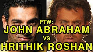Video For The Win: John Abraham vs Hrithik Roshan MP3, 3GP, MP4, WEBM, AVI, FLV September 2019