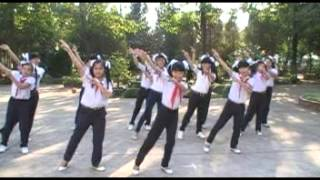Múa dân vũ Rasa Sayang