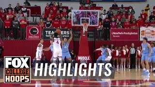 St. John's cruises past Columbia 82-63 | FOX COLLEGE HOOPS HIGHLIGHTS by FOX Sports