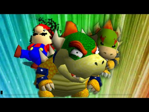 Retarded64: Son of a bowser.