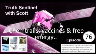 Chemtrails, vaccines & free energy..