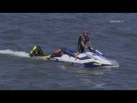 San Diego: 15 Year old Drowns At Sunset Cliffs 09112019 (Warning-Disturbing Video)
