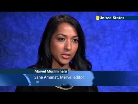 Marvel Comics unveils first Muslim-American Superhero