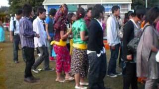 Ashford United Kingdom  City pictures : Kirat Yakhtung Chumlung (Highlights) 2009 (ashford uk) 1