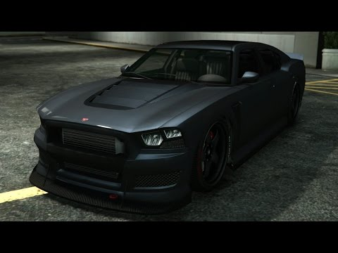 GTA 5 Car Build Live : BRAVADO BUFFALO S