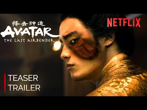Avatar: The Last Airbender(2020) TEASER TRAILER - Claudia Kim, Jackie Chan (CONCEPT TRAILER)