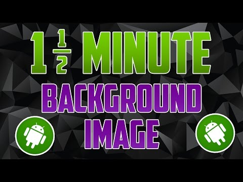 Android Studio : How to Add a Background Image to Activity