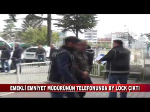 EMEKLİ EMNİYET MÜDÜRÜNÜN TELEFONUNDA BY LOCK ÇIKTI