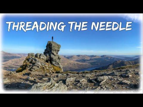 THE COBBLER (BEN ARTHUR) SCOTLAND   Threading the Needle