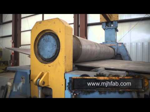 M J & H Fabrication - Manufacturing Marvels