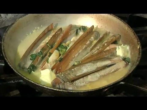 Cooking Tips For Razor Clams : Tasty Recipes
