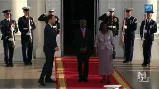 Matthew 7:7 Press Latest Update WASHINGTON, D.C, USA - The President of the Republic of Guinea-Bissau Jose Mario Vaz and...