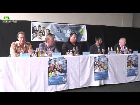 Pressekonferenz - Popschlager Total