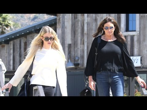 Caitlyn Jenner And Hot Blonde Dating In Malibu