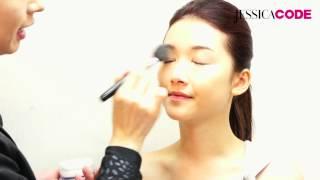 《旭茉JESSICACODE X Will Or 化妝教室》 - 碎粉粉餅篇
