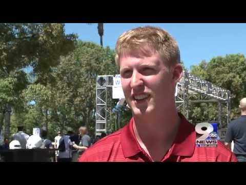 Connor Halliday Interview 7/23/2014 video.