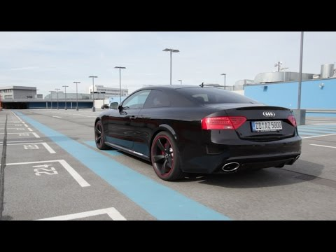 Audi RS5 Coupe 450HP Test Drive Germany