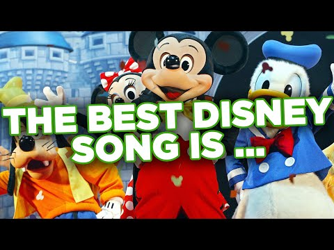 What Is the Best Disney Song?   Debatable   The Ringer