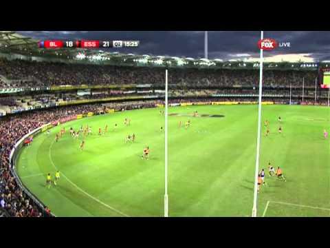 Daniher off the deck! – AFL