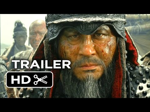 The Admiral: Roaring Currents Official US Release Trailer (2014) - Choi Min-sik War Drama HD