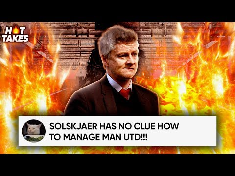 Video: Solskjaer Will FAIL At Man United Because… | #HotTakes