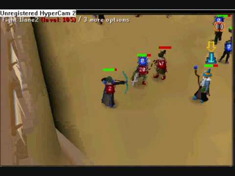 The Unknown Pker.. (Pvp video coming soon)