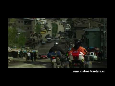Motorbike trip to Iran