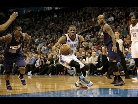 Video: Russell Westbrook Makes His Return