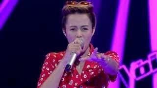 The Voice Thailand - ฟ้า ฑิฆัมพร - สาวบางโพ - 8 Sep 2013