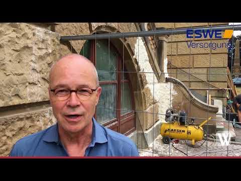 Sanierungsfall Staatstheater Wiesbaden: 400 Mängel