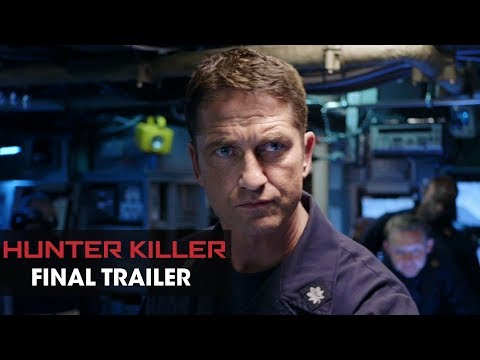 Hunter Killer - Final Trailer?>