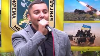Волочиські артисти організували концерт на Сході