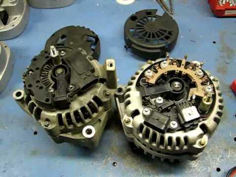 Testing and Repairing 1996-2009 GM Alternators