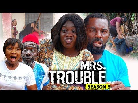 Mrs Trouble Season 5 - Mercy Johnson 2018 Latest Nigerian Nollywood Movie full HD