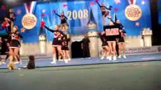 dunbar High school - cheerleading 2008