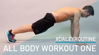 Daley Routine: All Over Body Workout 1