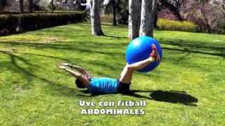 Uve con fitball