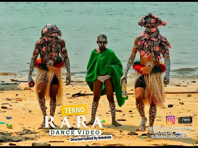 Tekno Rara Dance By Vincentino Shedy Directed Edited By ...