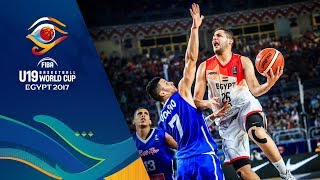 Watch Egypt v Puerto Rico at the FIBA U19 Basketball World Cup 2017. ►► Subscribe: http://fiba.com/subYT Click here for more: http://fiba.basketball/u19 Face...