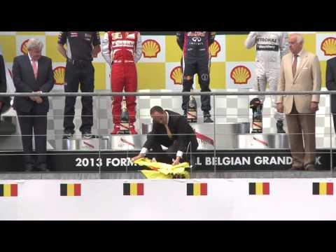 Trolleo en la Fórmula 1
