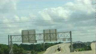 Pineville (LA) United States  city photo : driving into pineville la from alexandria