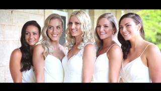 Jess + Rob - A Picture Perfect Bridal Party